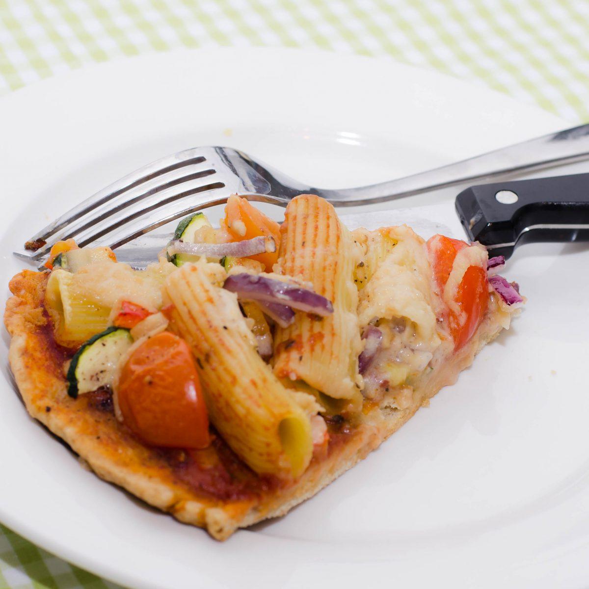 20150109 Pizza Rigatoni