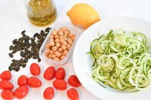 20150210 zucchinisalat