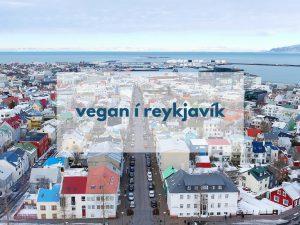 Vegan í reykjavík