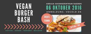 Vegan Burger Bash II