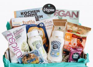 Lucky Vegan – Überraschungsbox
